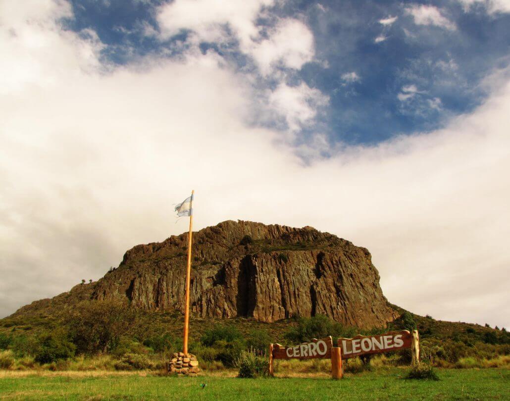 Cerros Leones. Fuente: http://beltway.tur.ar