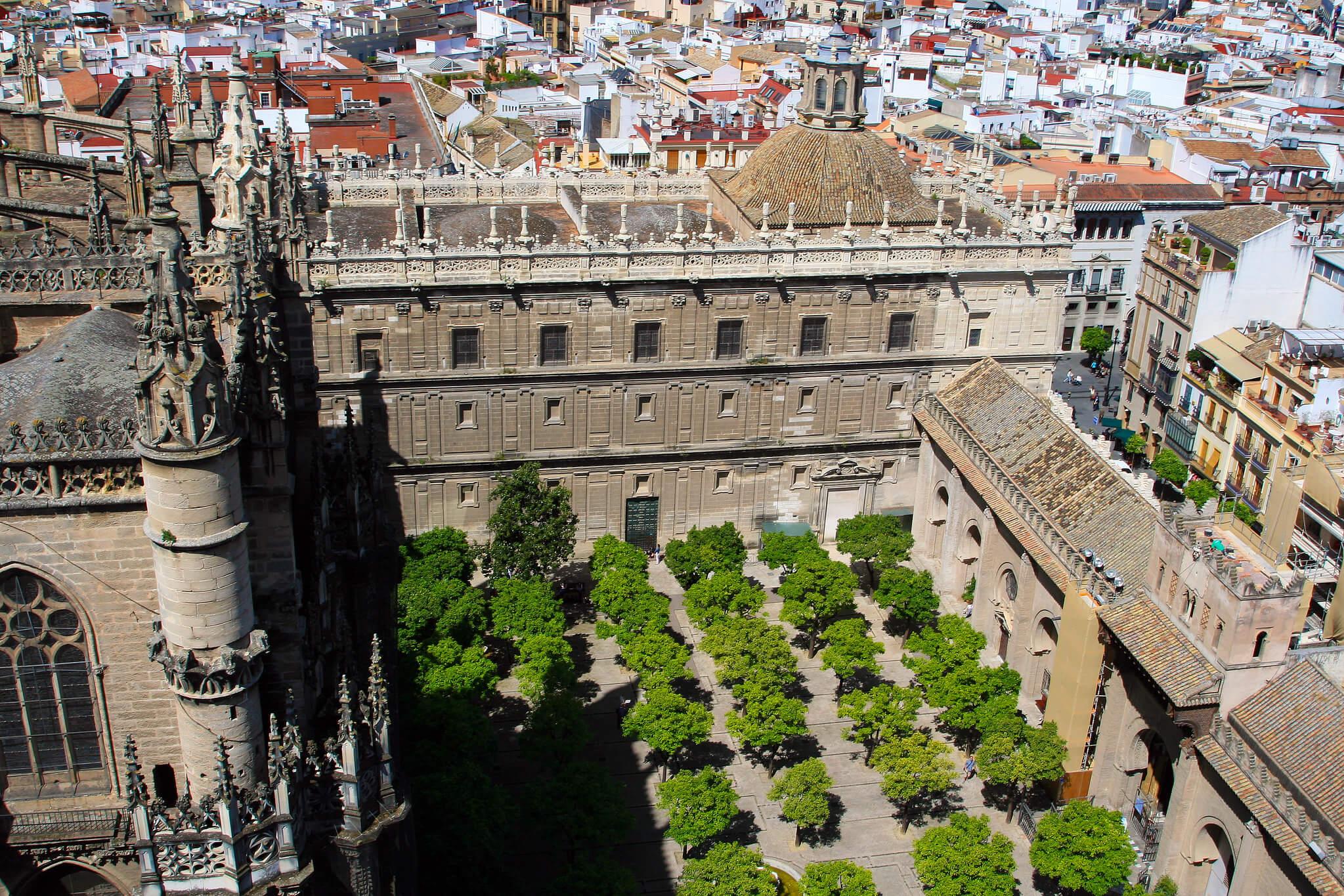 Sevilla. Fuente: Wolfgang Manousek