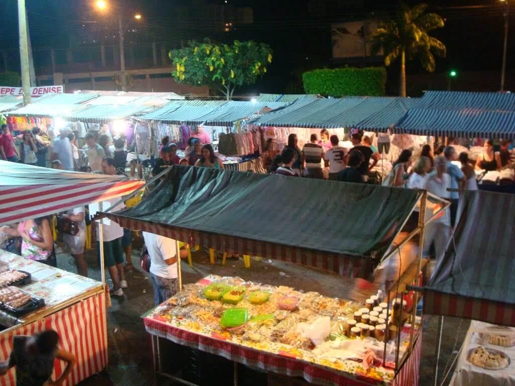 Feira do Luar. Fuente: http://everestflat.com.br