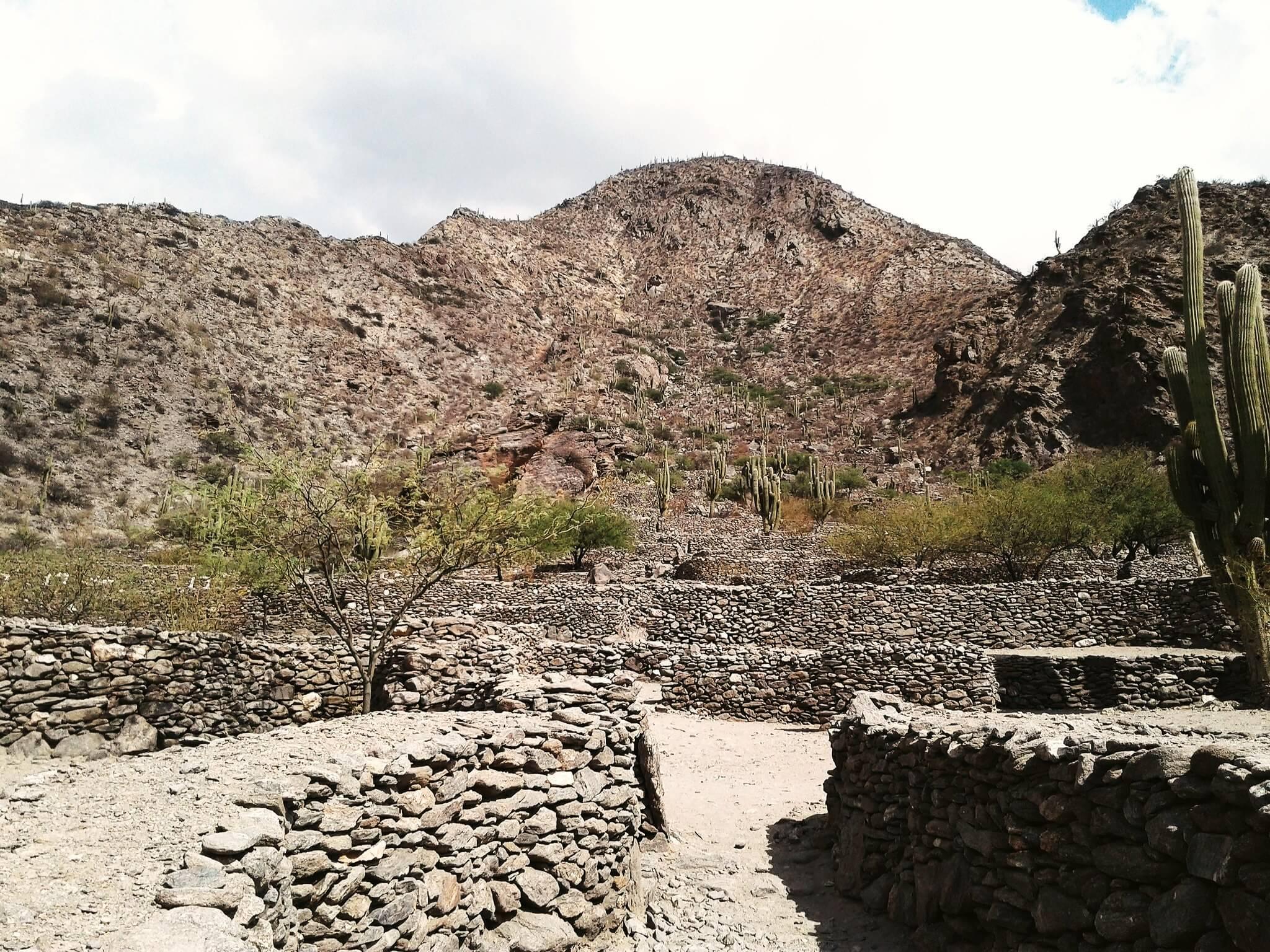 Ruinas de Quilmes. Fuente: K.B.L. Luccia, Flickr.