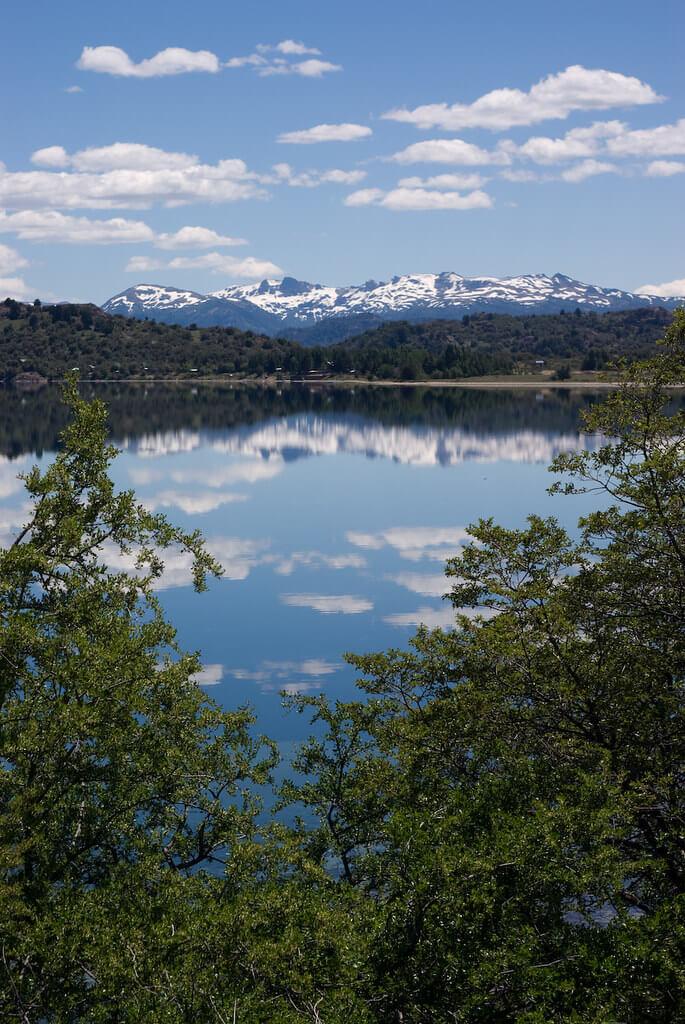 Lago Aluminé. Fuente: Juan Carlos Martins.