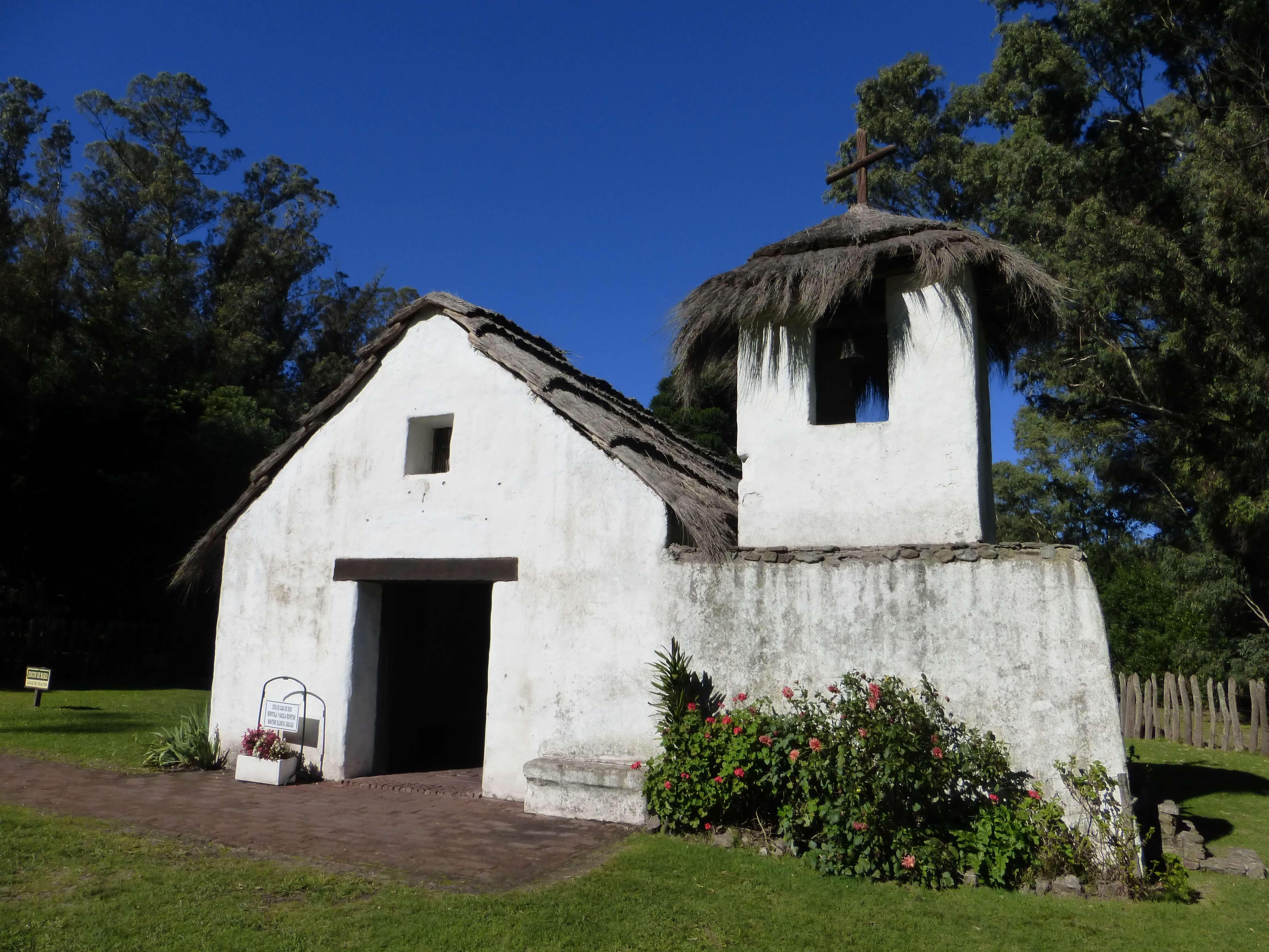 Reducción Nuestra Señora de Pilar. Fuente: Wikipedia.