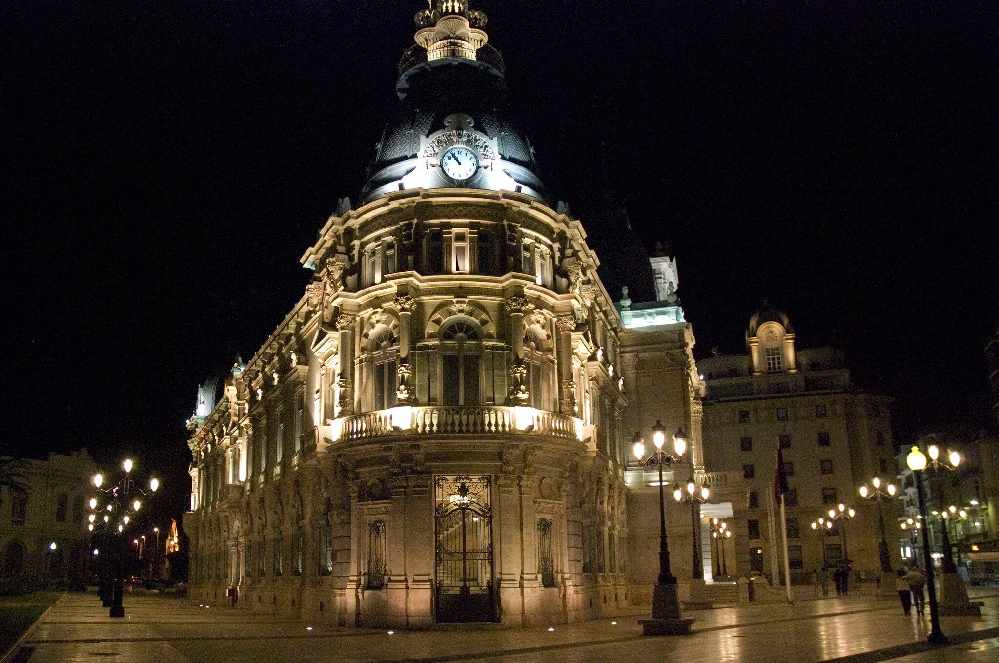 Palacio Consistorial. Fuente: Felipe Ortega