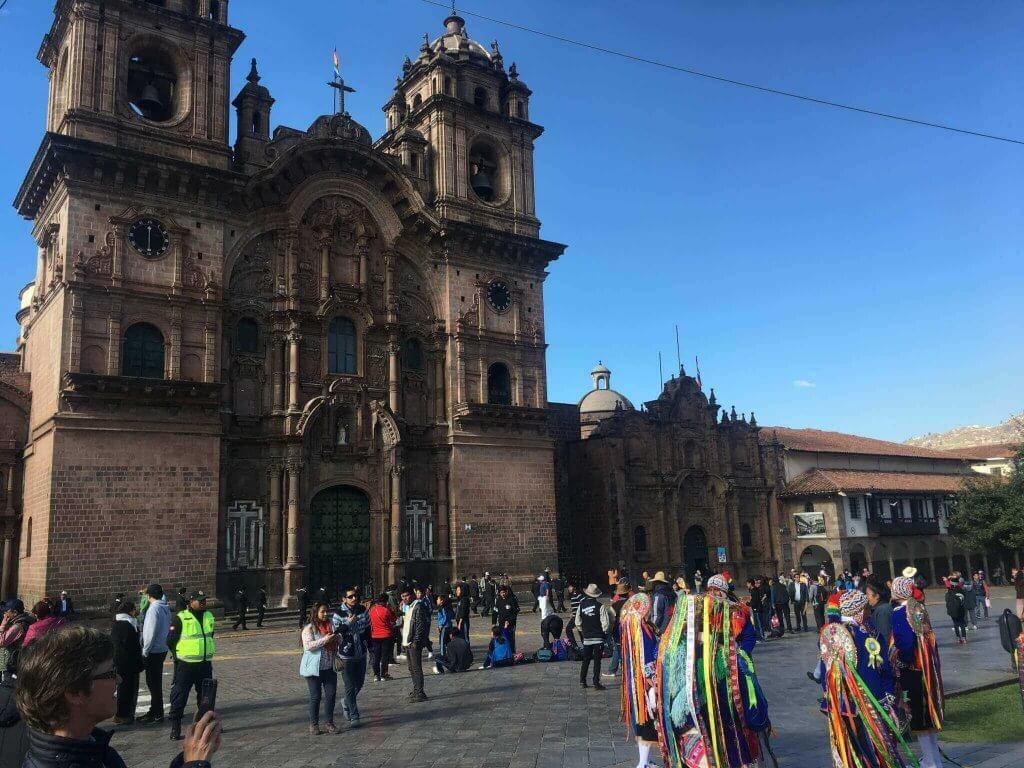 Basílica Catedral de Cusco