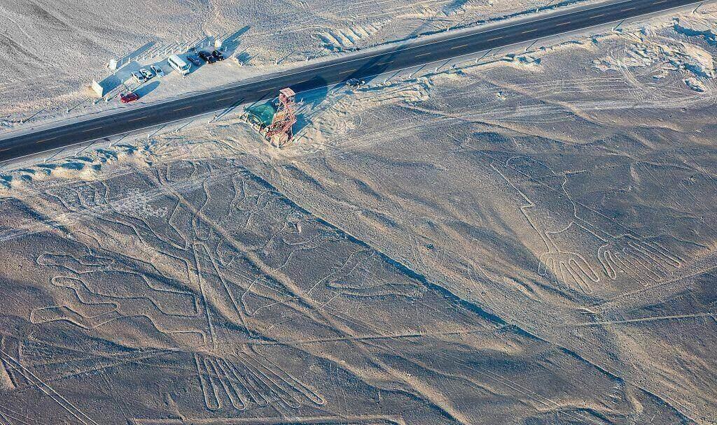 Nazca - Perú. Foto de: Diego Delso - Wikimedia